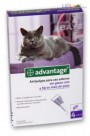 Advantage Gato 80 ml - Roxo - 4 Pip.