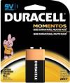 Duracell 9.0V - 1 Unidade