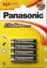 Panasonic AAA 1.5V - 4 Unidades