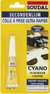 Cola Cianocrilata 84A - Liquido - 3 Gr - 807906920