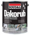 Dakorub Classic - Impermeabilizante para Fachadas - 6,86 Kg - Terracota - 807907570