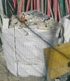 Saco de Recolha Escombros - Big-Bag - Branco - 1000 Kg