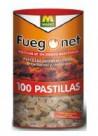 Pastilhas para Acender - Fuego Net 231169 - 100 Un (Ecológicas)